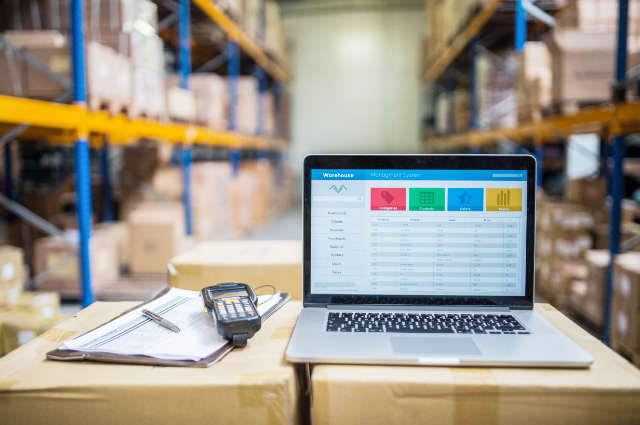 Implementing new warehouse management systems